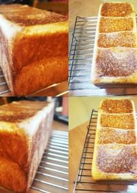 キッチンエイドでシンプル食パン1斤用