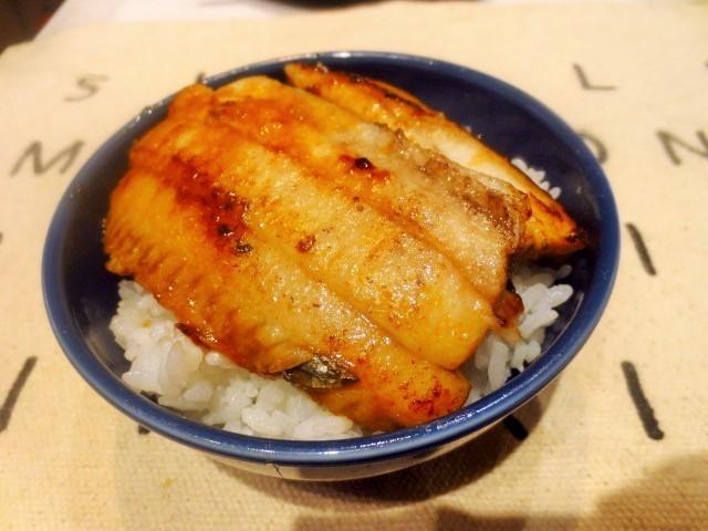 うな丼風~太刀魚の蒲焼き丼