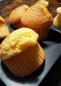 スライスチーズでチーズマフィン