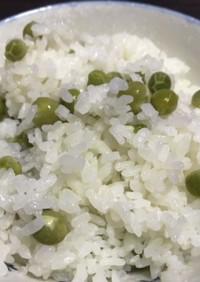 豆ご飯 春の香りです♫