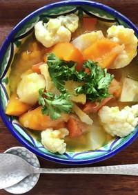 コンソメ要らず✳︎ごろごろ野菜スープ