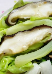 弁当に簡単野菜おかず!キャベチーシリーズ
