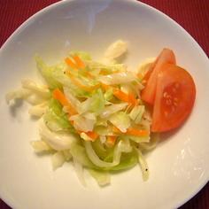 低カロリー☆コールスローサラダ