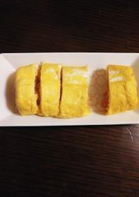 簡単☆明太子の卵焼き