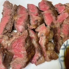 特売牛ステーキ肉を美味しく焼く方法