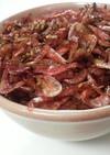 桜海老の佃煮♪ご飯のお供スピードおかず♪