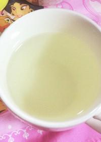 ♫紅茶のハチミツレモン〜♫