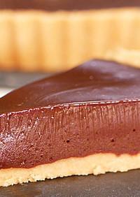 焼かない生チョコタルト