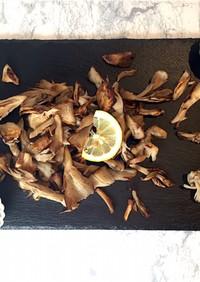 舞茸の美味しい食べ方