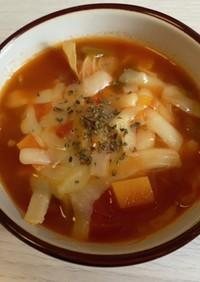 デトックストマトスープ