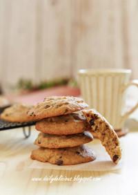 バナナナッツクッキー