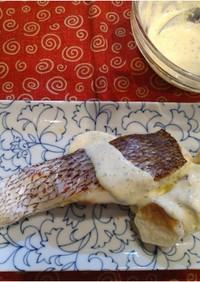 鯛の塩焼き(白身魚)をパサツきなく