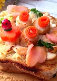 めかじき味噌焼き 和風総菜パン