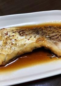 美味しい煮魚・黄金比