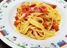 ミニトマトで♪簡単トマトパスタ