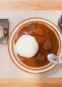 【万人受け】シンプル牛肉カレー