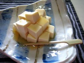 はちみつ豆腐