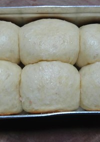 メスティンで焼くパン