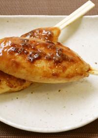 フライパンで簡単五平餅
