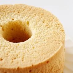 米粉の酵素シフォンケーキ
