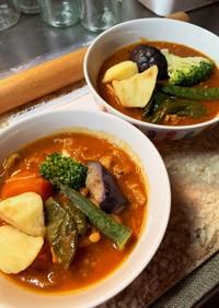 超簡単!スープカレー