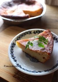 mチーズケーキ風ヨーグルトケーキ