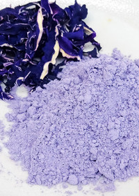 ドライ紫キャベツと紫キャベツパウダー