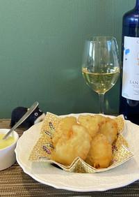 ギリシャ料理 鱈の天ぷら「バカリャロ」