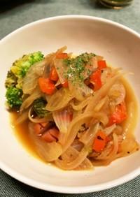 残り野菜を消費!お腹に優しい食べるスープ