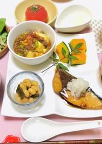 中華・和食・今日の夕飯献立・晩ご飯おかず