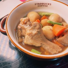 電気圧力鍋と冷凍野菜で簡単手羽元の煮物!