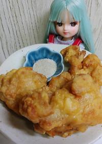 リカちゃん♡芝麻醤唐揚げ(❛ε❛ั๑)