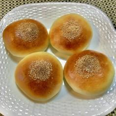 簡単パン作り☆あんぱん