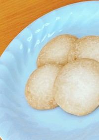 コーンスターチで簡単クッキー