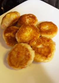 里いものチーズ芋もち★香ばし醤油バター