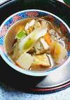 山形の味♥芋煮汁♥牛肉バージョン