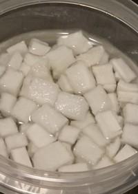 オリゴ糖で!大根飴