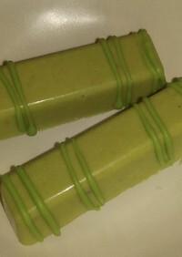 材料3つ♪ガルボ風♪禰豆子の竹チョコ