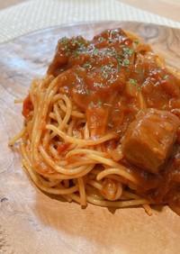 【絶品】牛肉ミートソーススパゲティ