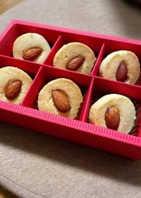 バター香るサクサクアイスボックスクッキー