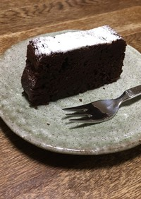 ミルクココア使い切り!チョコケーキ