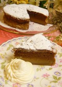 1ボウルdeココアレイヤークリームケーキ