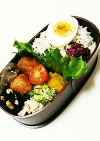R3 お弁当 ひじきと大豆サラダ