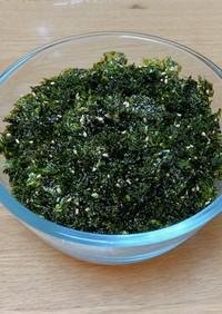 キムジャバン(韓国味付けのりフレーク)