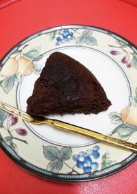 混ぜるだけ!炊飯器で簡単濃厚チョコケーキ