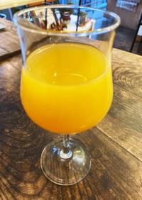 カクテル(日本酒&オレンジジュース)