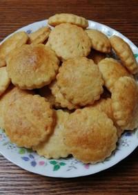 パルメザンクッキー