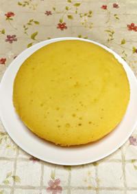 普段の炊飯器ケーキ(覚え書き)