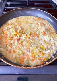 ほっこり簡単レンズ豆のスープ