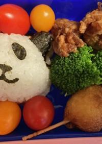 子ども大好き保育園のお弁当